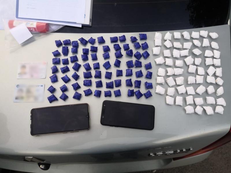 Полицейские Тверской области перекрыли крупный наркоканал из соседнего региона