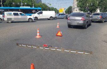 В Твери 6-летний ребёнок пострадал в ДТП в Заволжье