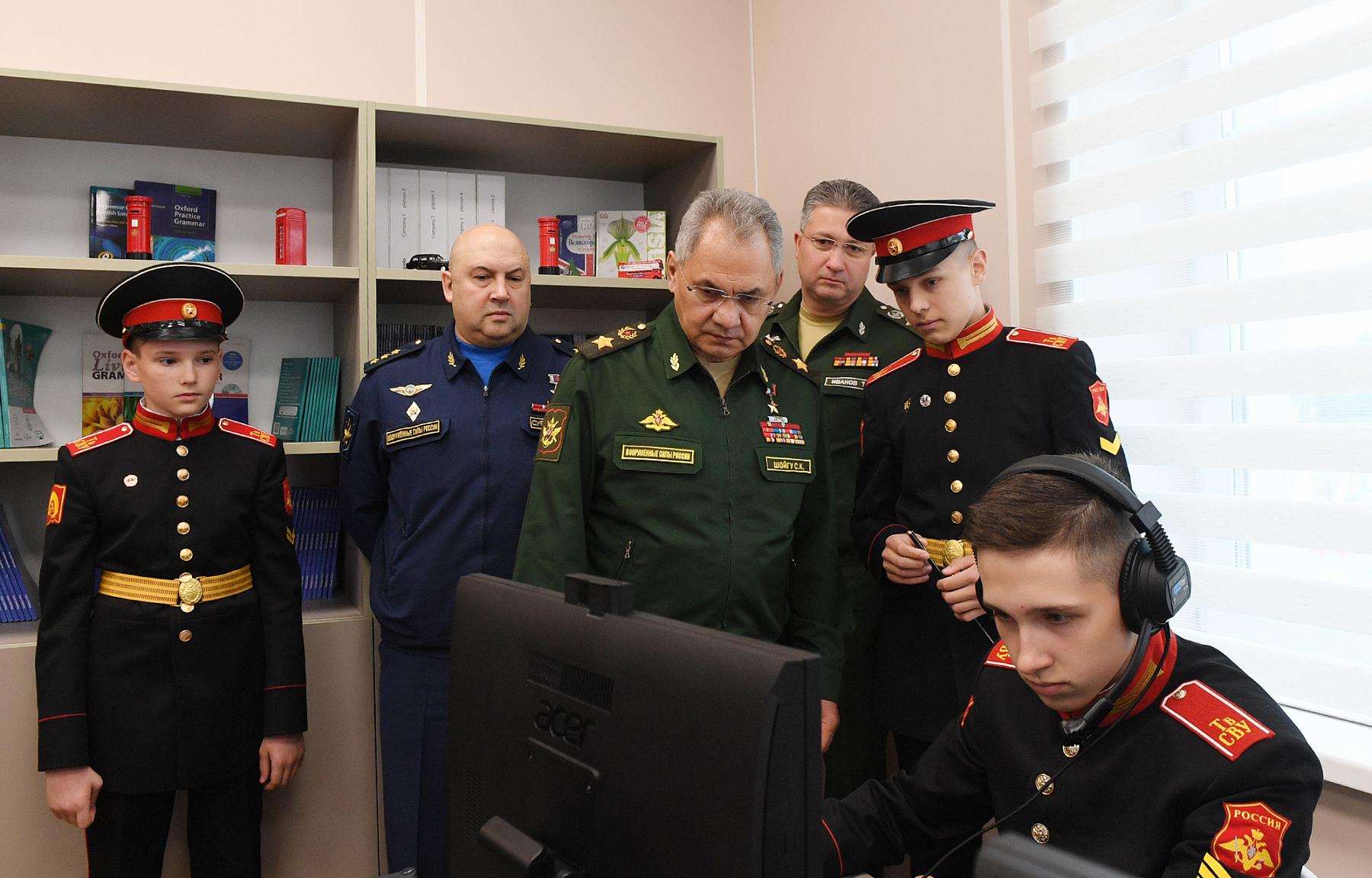 В Твери построят самый современный военкомат в России