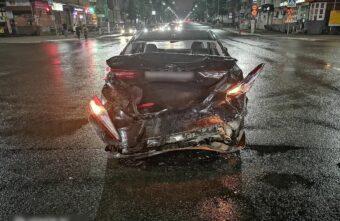 Из-за невнимательности водителя BMW в Твери пострадала 4-летняя девочка