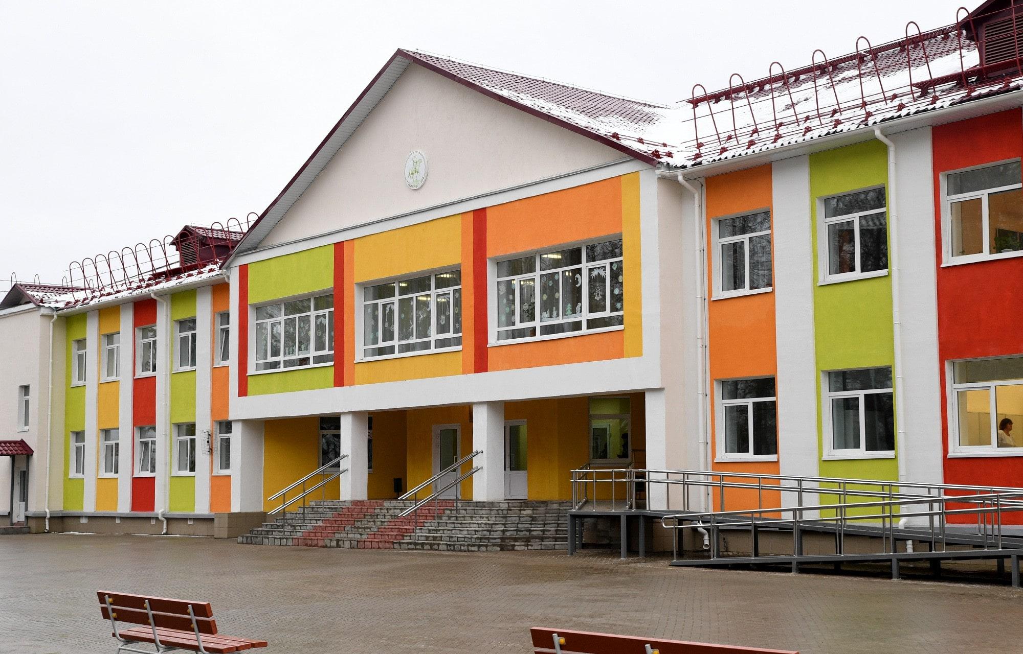 5 новых детских садов открыли в Тверской области в 2020 году