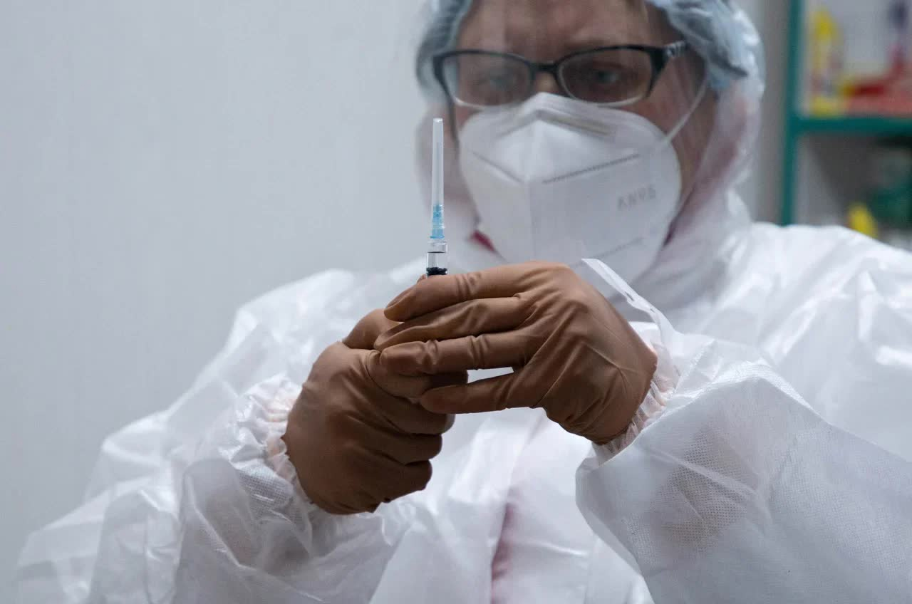 В Тверской области обсуждают обязательную вакцинацию от ковида