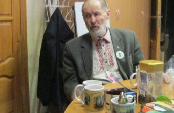 Валентина Пажетнова в опубликованном некрологе вспоминает его друг
