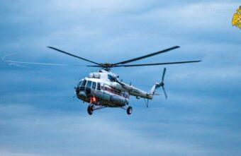 Ночью санитарный вертолёт совершил экстренный вылет из Твери