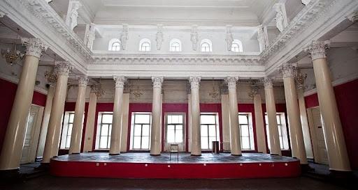 В Доме офицеров в Твери откроют главный колонный зал