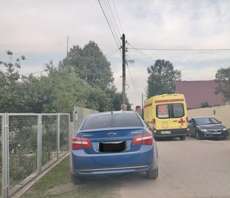 45-летний мужчина погиб под Тверью, возвращая свет знакомым