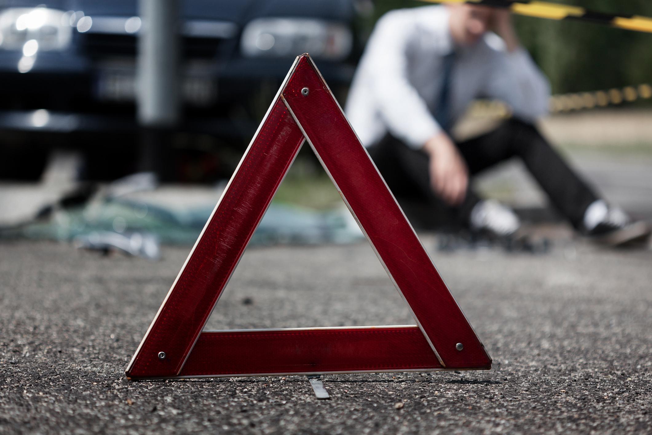 На трассе М-10 под Тверью произошла серьезная авария, есть пострадавший