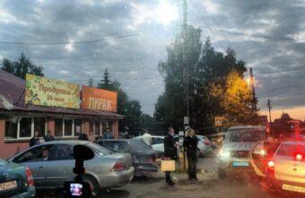 Ссора в деревенском кафе Тверской области переросла в стрельбу