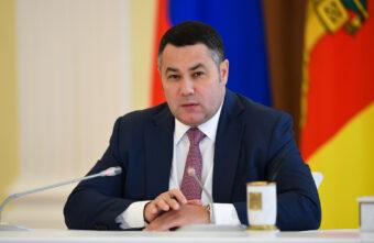 Игорь Руденя вошел в топ-3 медиарейтинга губернаторов Центрального федерального округа
