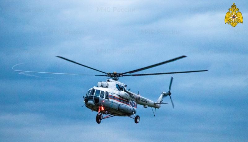 Санитарная авиация Тверской области спасала жизнь ребёнку из Молоковского района