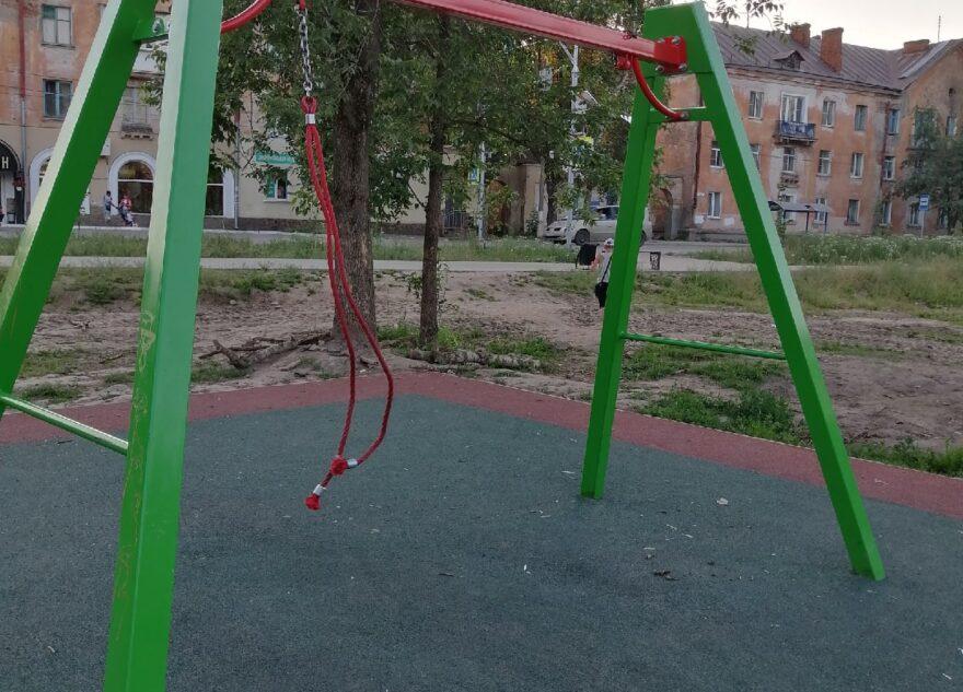 Ломать — не строить: вандалы в Тверской области испортили детям каникулы