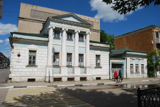 В старинном особняке Карла Росси в Твери откроют музей Валентина Сидорова