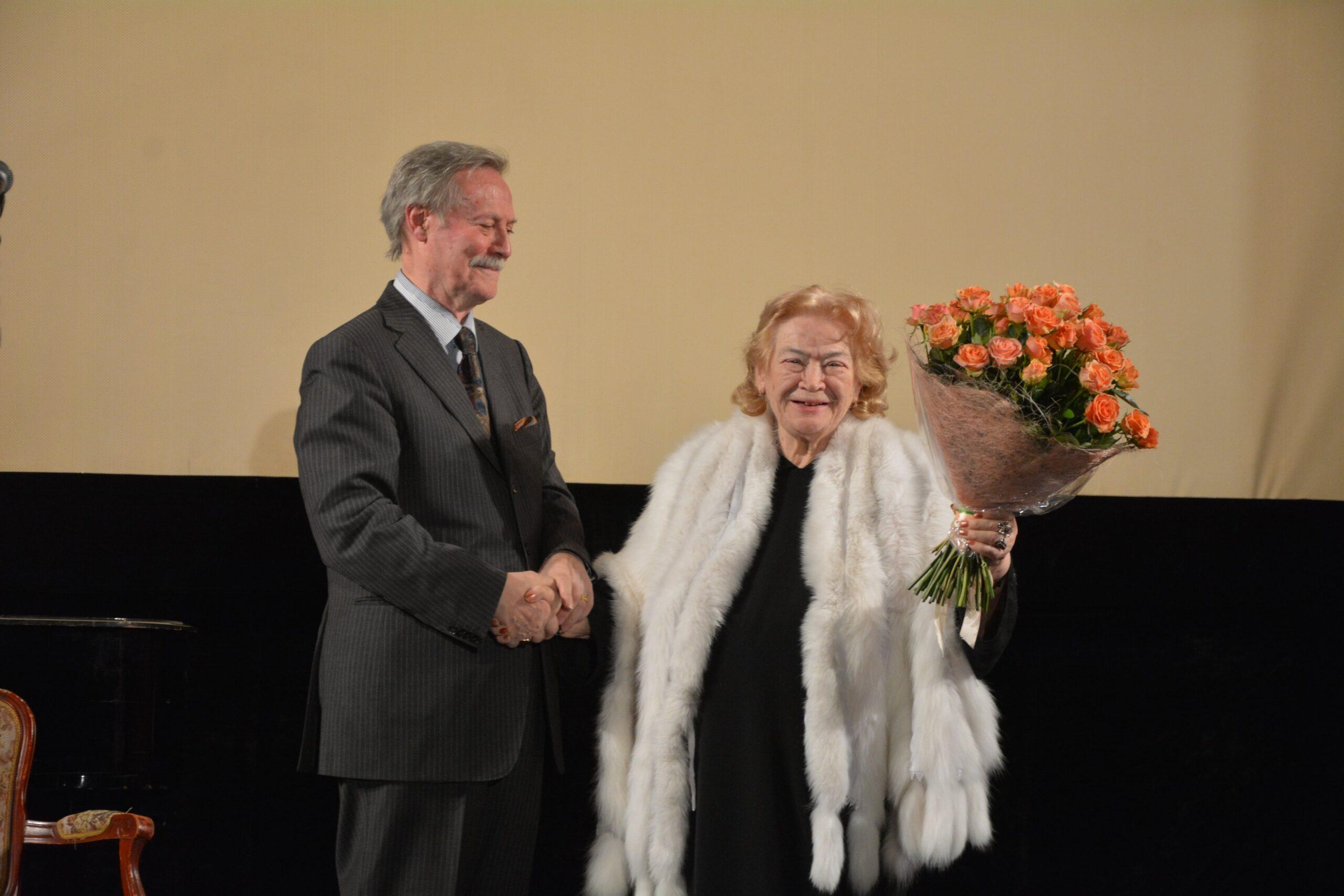 Ушла из жизни главный режиссёр Тверского драмтеатра Вера Ефремова