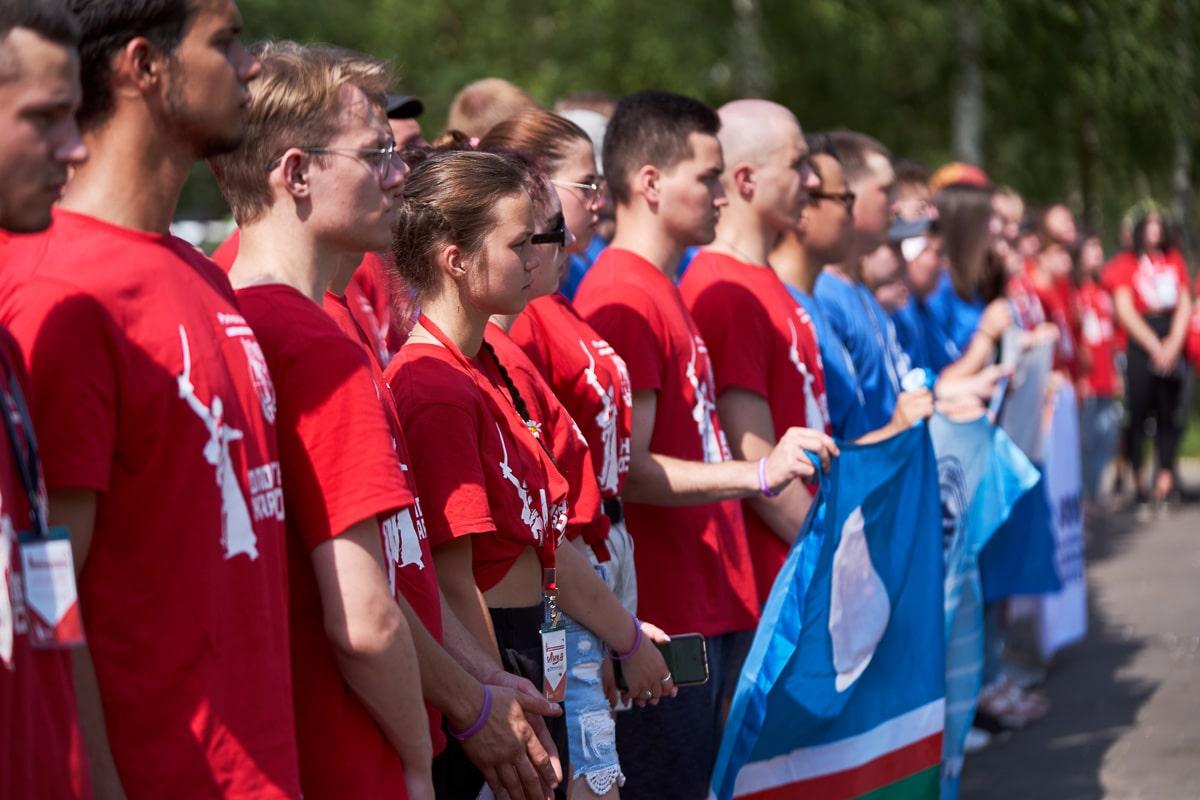 Останки 21 красноармейца подняли подо Ржевом в Тверской области