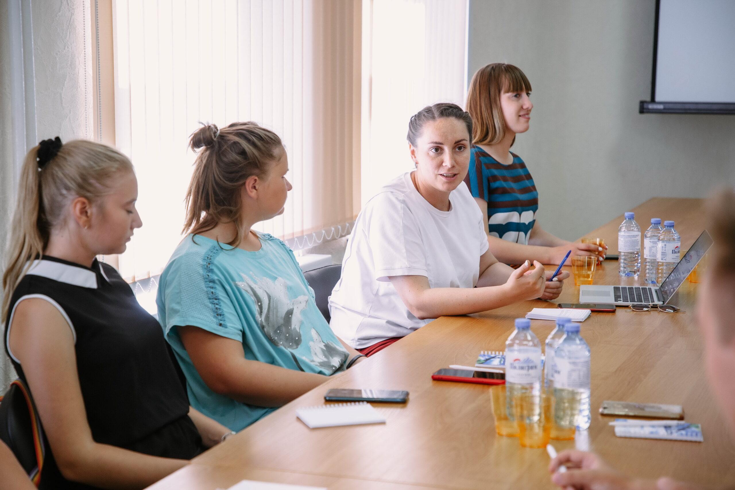 От дома Блинова до волонтерского штаба «МыВместе»: ЮлияСарановавернулась в Кимры с новым масштабным проектом