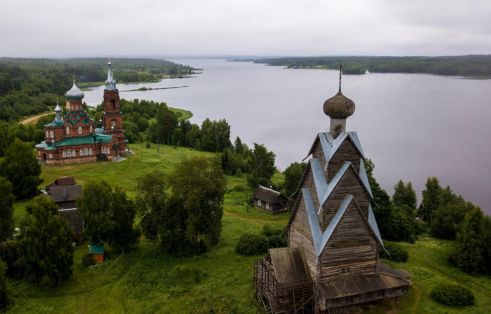 Игорь Руденя: достоянием пеновской земли всегда были трудолюбивые, отважные и искренне любящие Отечество люди