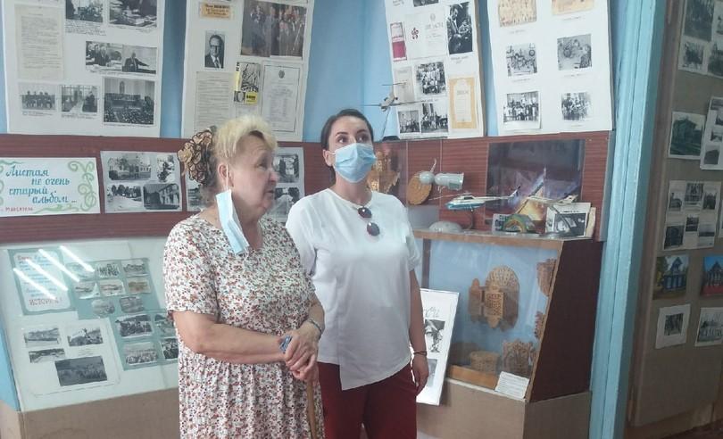 ЮлияСарановаразвивает волонтерскую деятельность в Максатихинском районе
