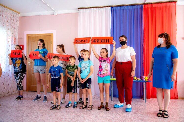 Юлия Саранова посетила социально-реабилитационный центр для несовершеннолетних в Тверской области