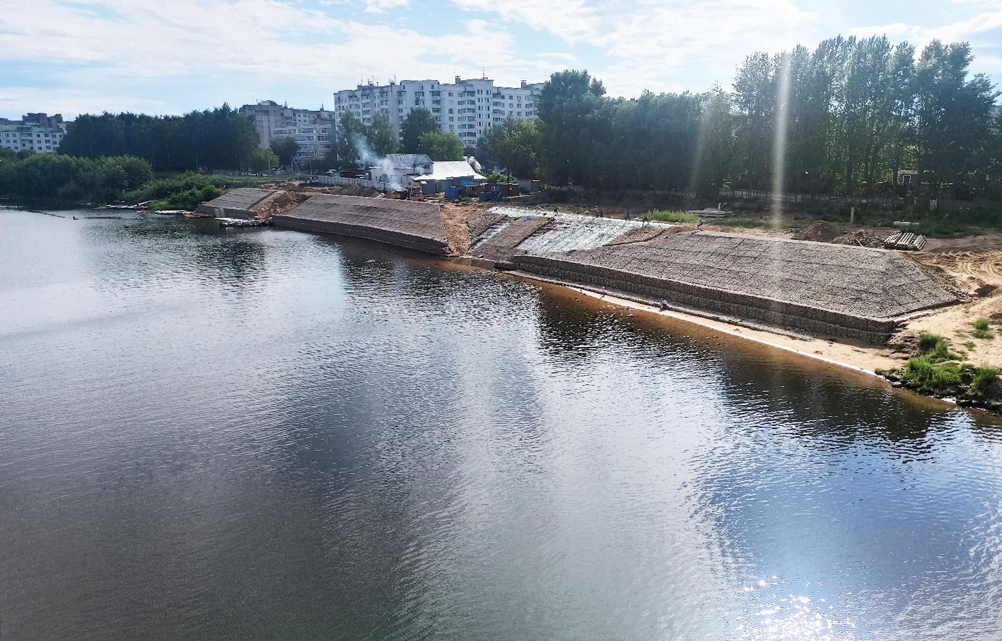 Сразу две гребные базы строятся в Твери