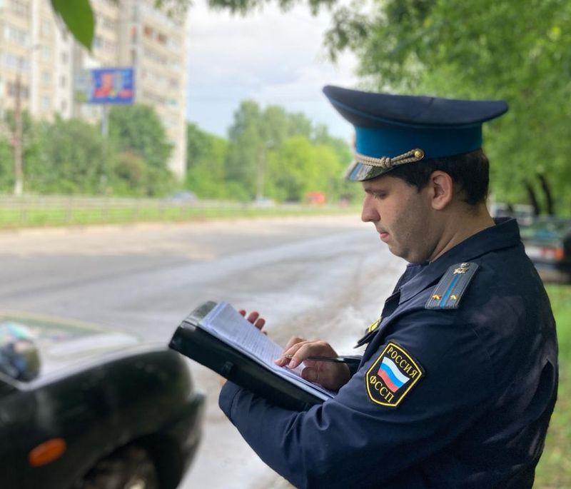 Житель Тверской области сразу погасил долг после запрета распоряжаться автомобилем