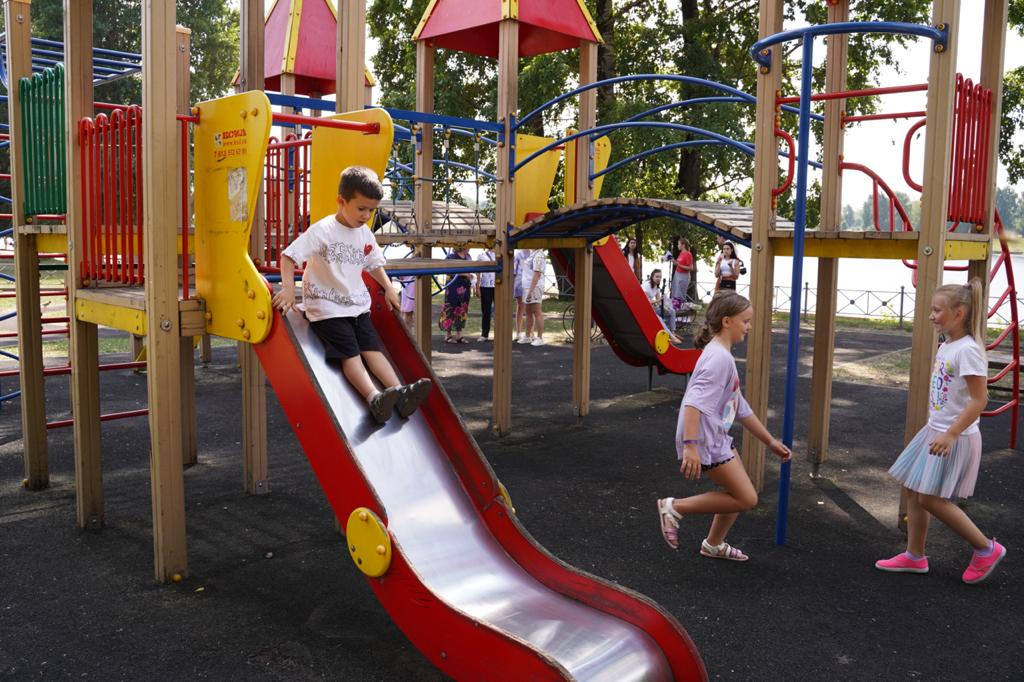 Владимир Васильев: «Привлекаем общественность и бизнес к благоустройству детских площадок в Твери