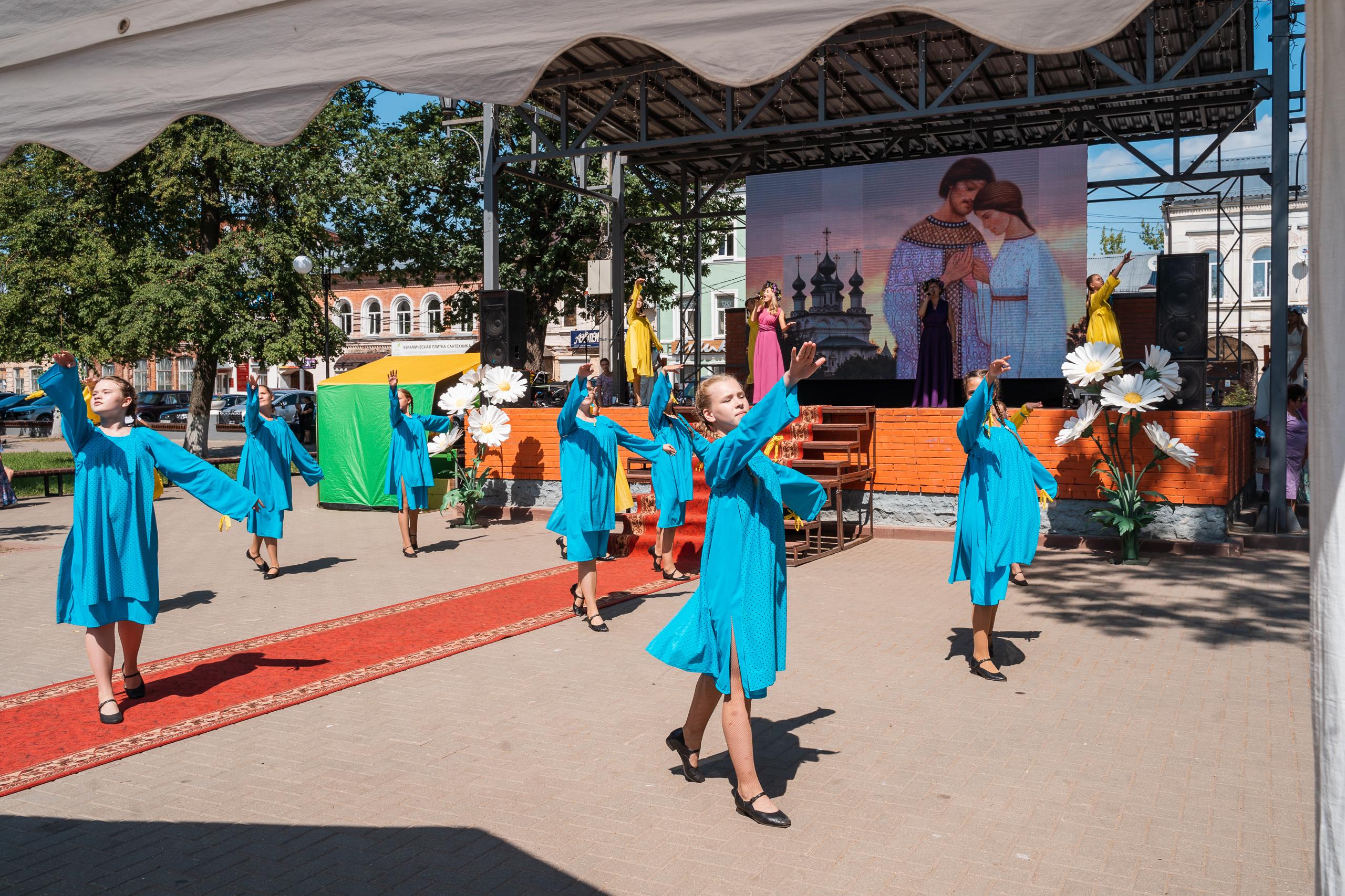 19 супружеским парам Тверской области вручили медали «За любовь и верность»