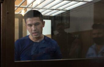 Зобенков, обвинённый в тройном убийстве под Тверью, выступит с последним словом