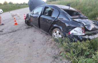 В Тверской области пассажир пострадал из-за пьяной женщины-водителя