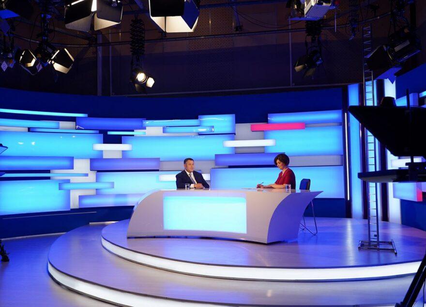Игорь Руденя рассказал, что осталось за кадром встречи с премьер-министром Михаилом Мишустиным