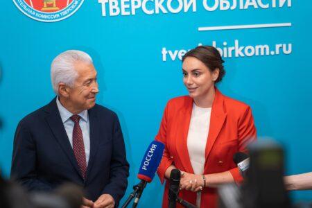 Юлия Саранова: «Идея создать волонтерские центры получила широкую поддержку в Тверской области»