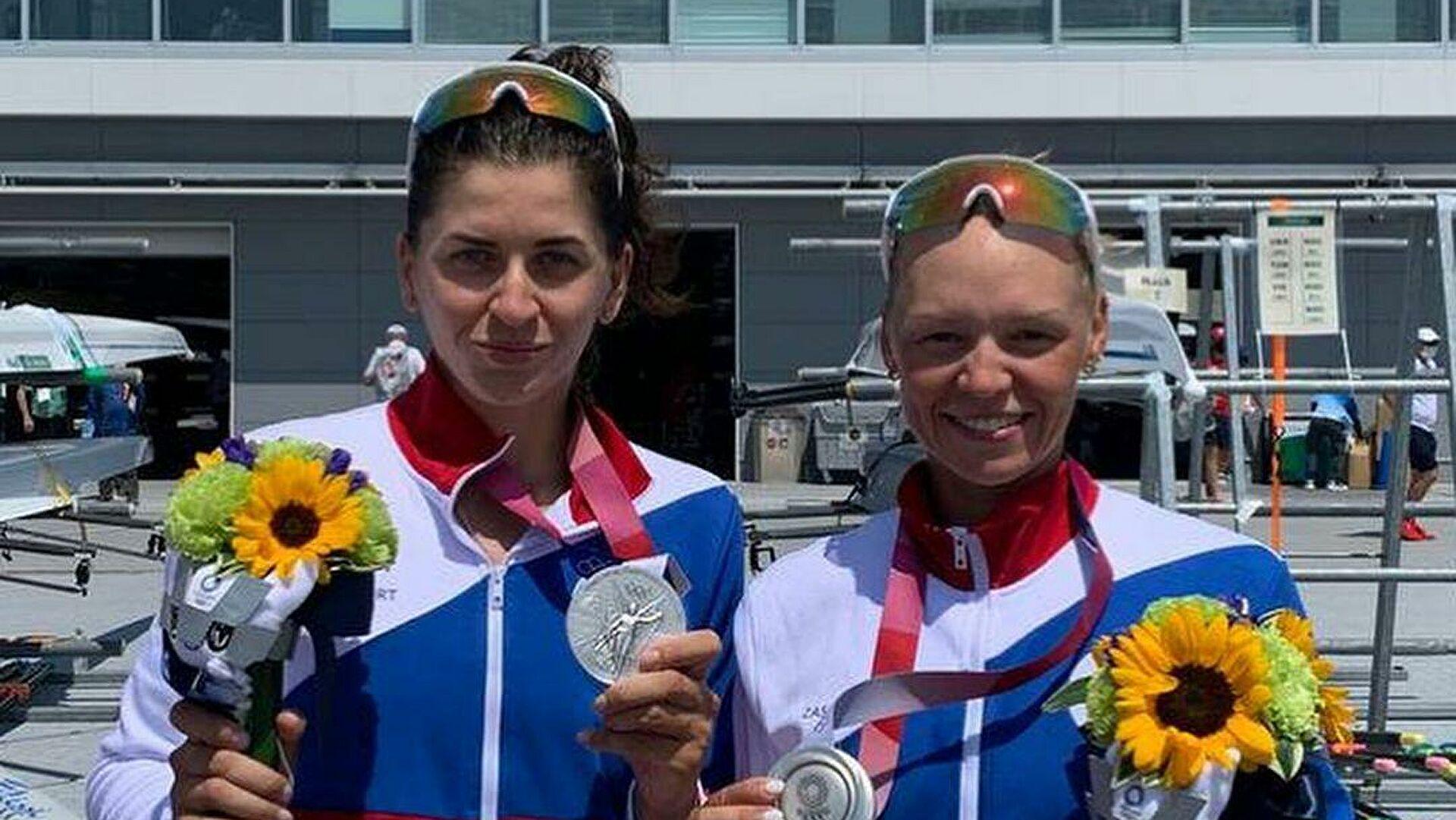 Призер Олимпийских игр Василиса Степанова поблагодарила тверских болельщиков и тренеров