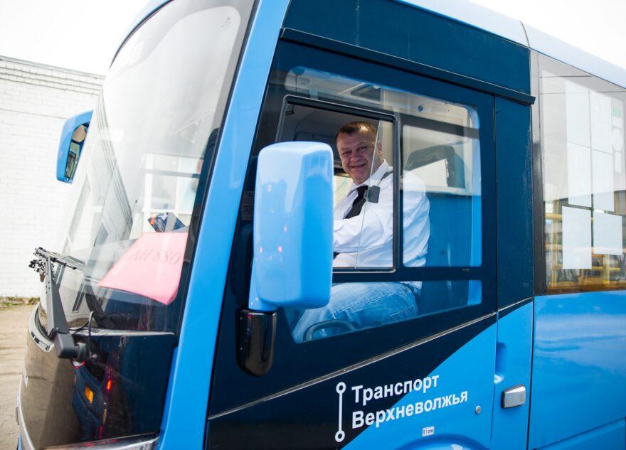 Тверская область рулит: синие автобусы поедут в Конаково