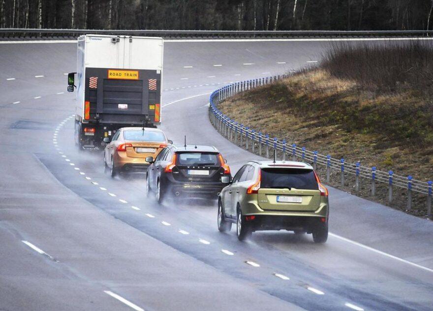 Камеры в Тверской области начнут штрафовать водителей за несоблюдение дистанции
