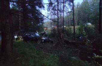 На трассе в Тверской области погиб молодой пассажир «Тойоты»