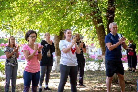 В Твери прошли занятия по дыхательной гимнастике для переболевших ковидом