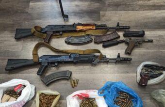 Сотрудники ФСБ задержали подпольных оружейников в Тверской области