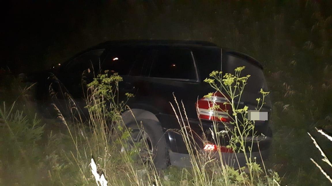 18-летняя девушка-водитель попала в больницу после ДТП в Тверской области