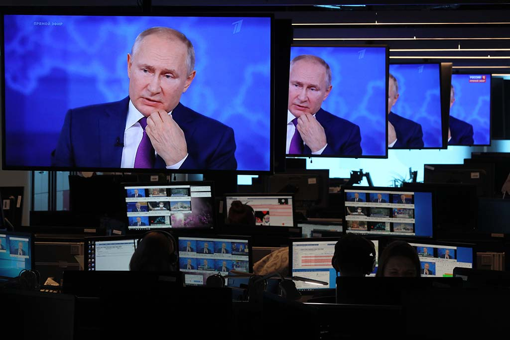 На прямой линии с Владимиром Путиным отметили работу волонтеров Тверской области