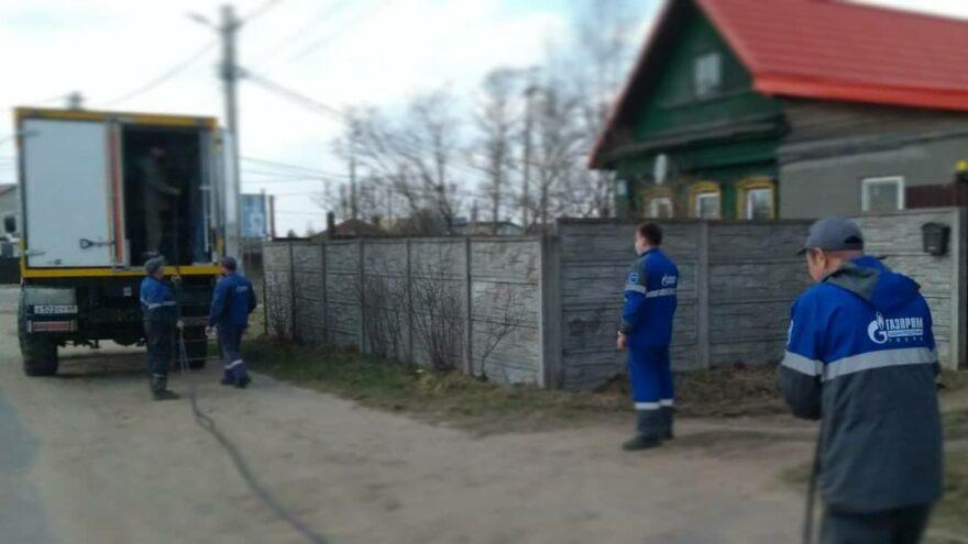 К должникам за газ в Тверской области теперь придут приставы