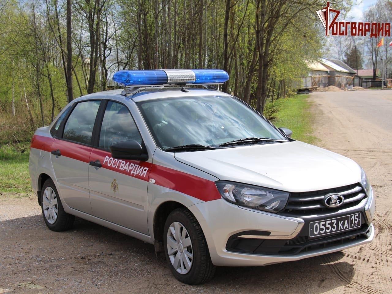 В Тверской области задержали мужчину, который порезал человека и убежал