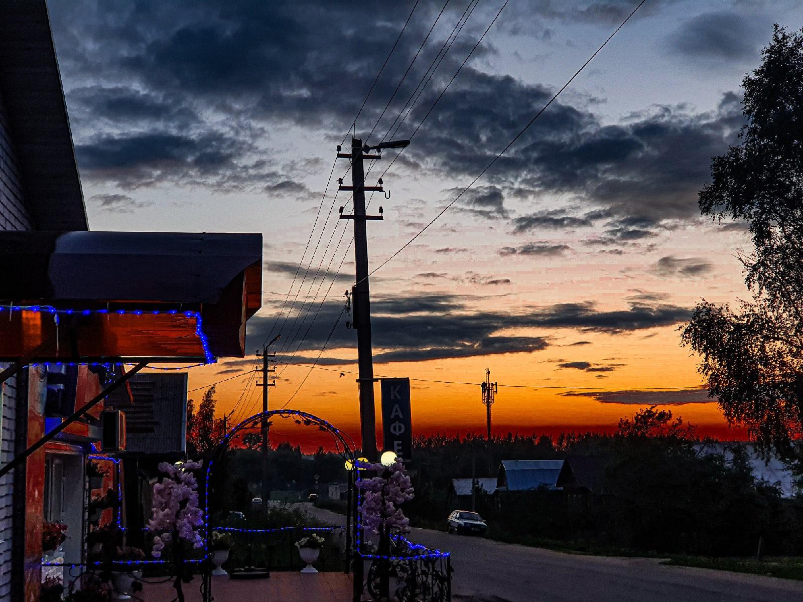 18 июля в Тверской области опять обещают грозы и ливни с градом