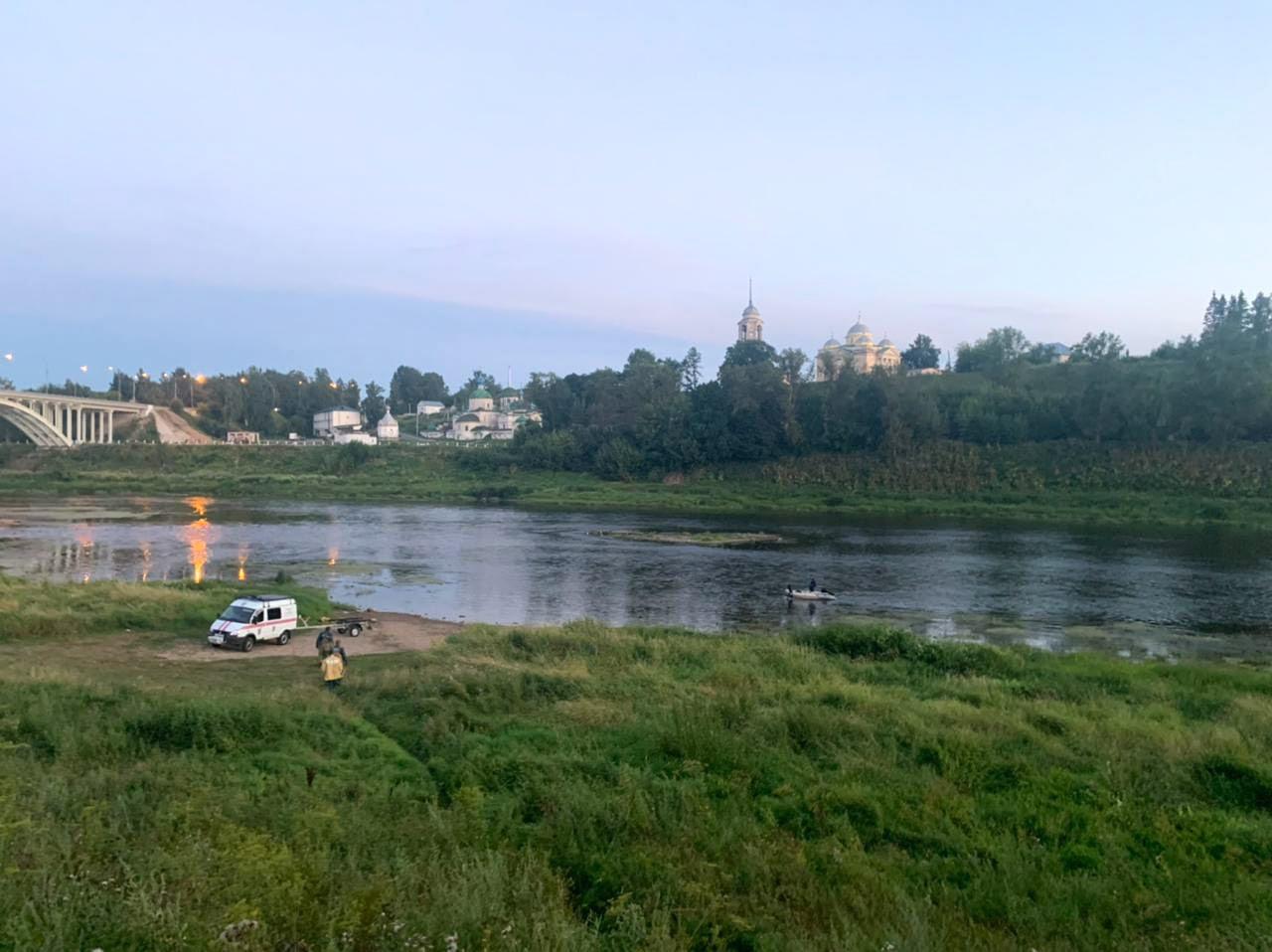 На Волге в Тверской области утонула несовершеннолетняя девушка