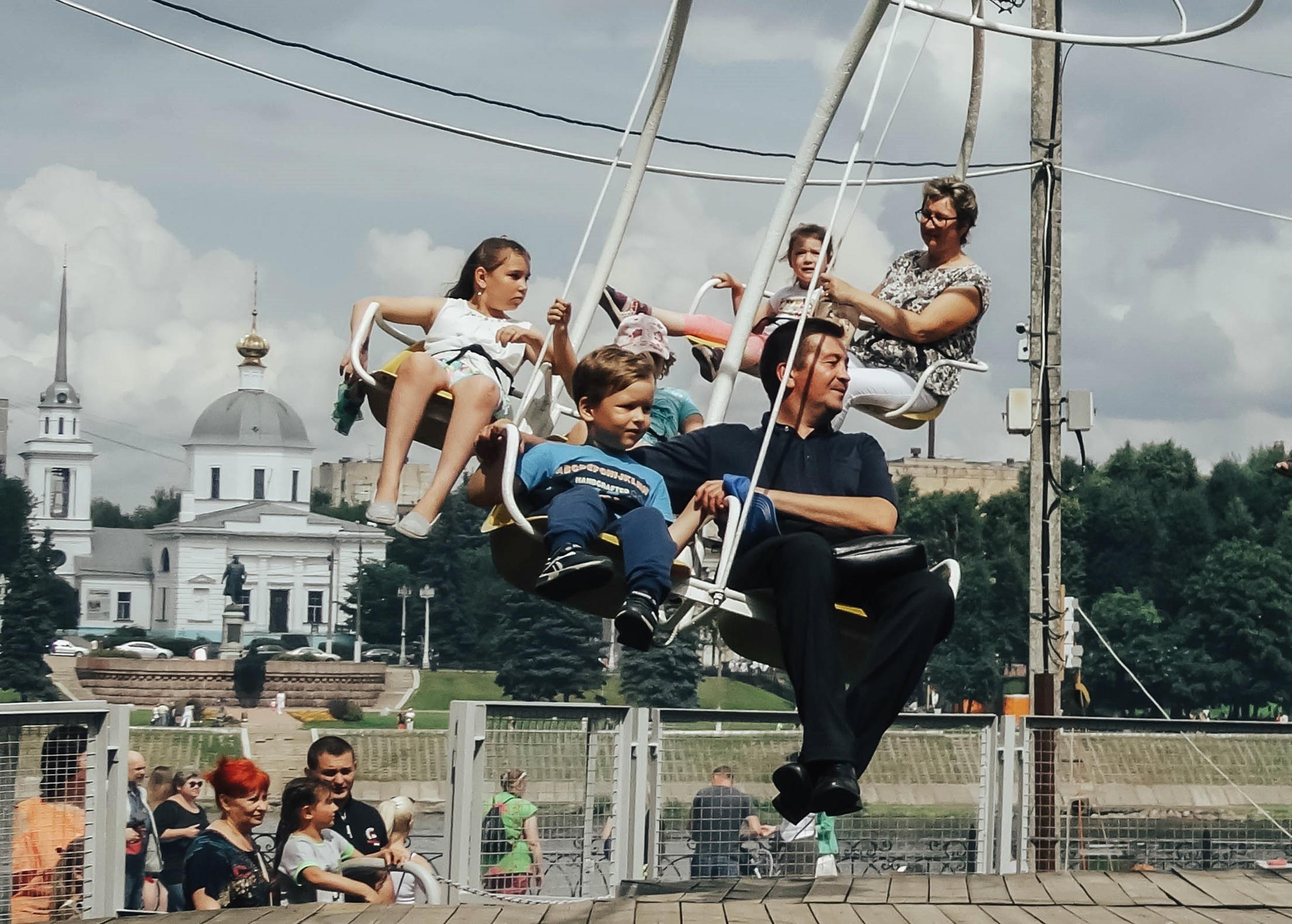 Семья, любовь и верность: в Твери пройдут праздничные мероприятия 8 июля