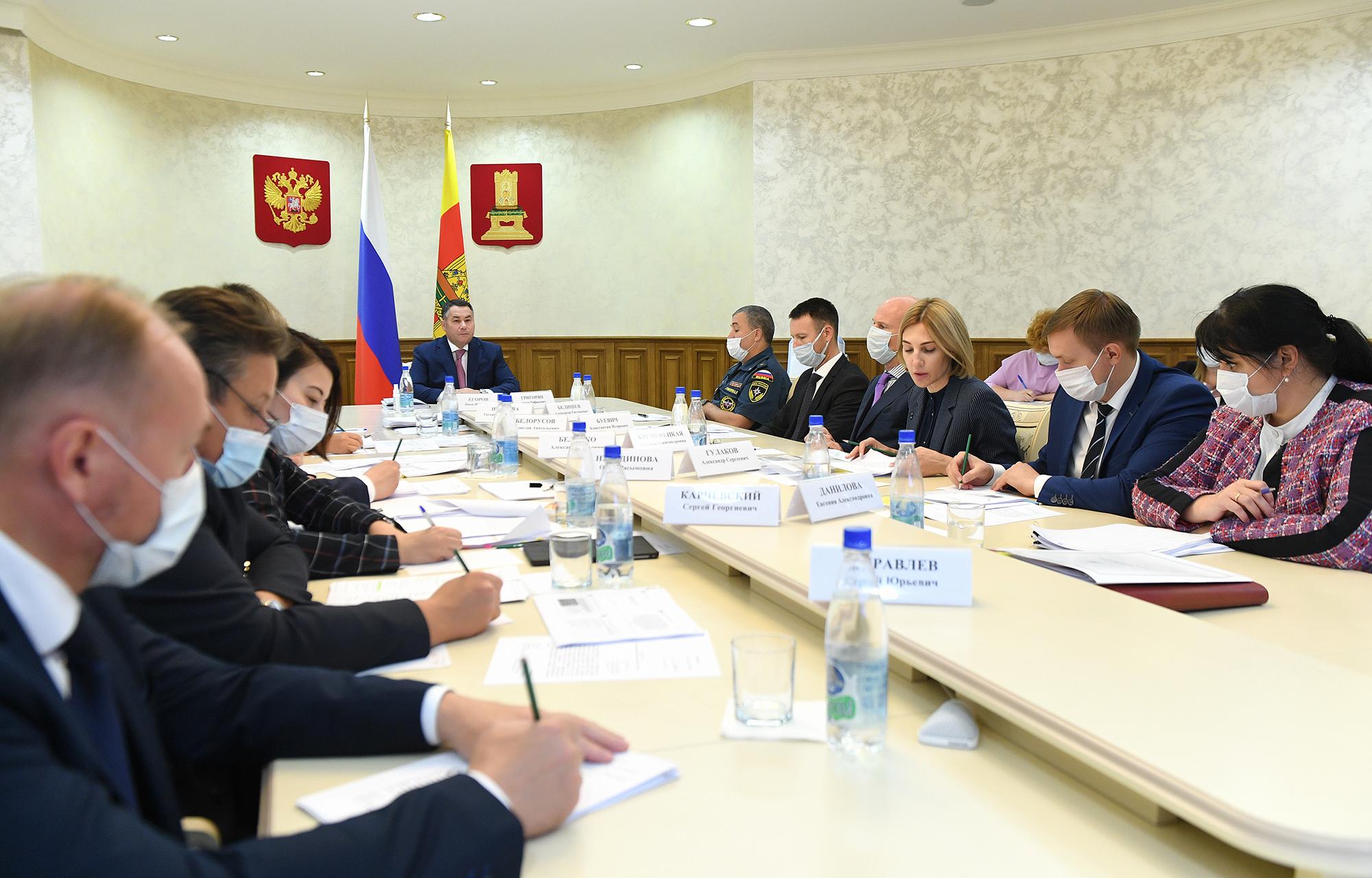 Больше 140 миллионов рублей займов получат 8 предприятий Тверской области