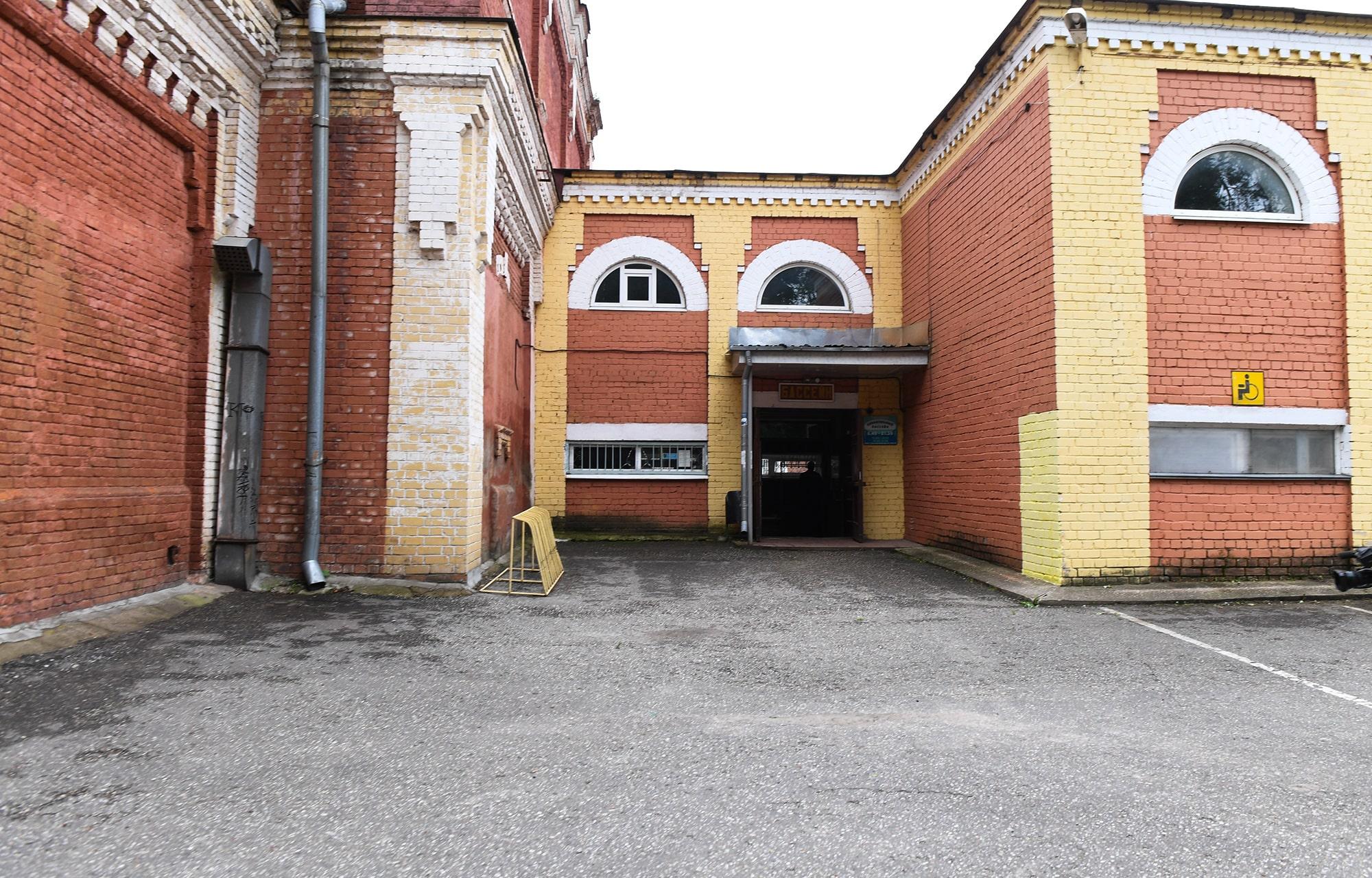 Спортивный комплекс «Пролетарка» в Твери ждёт капитальный ремонт