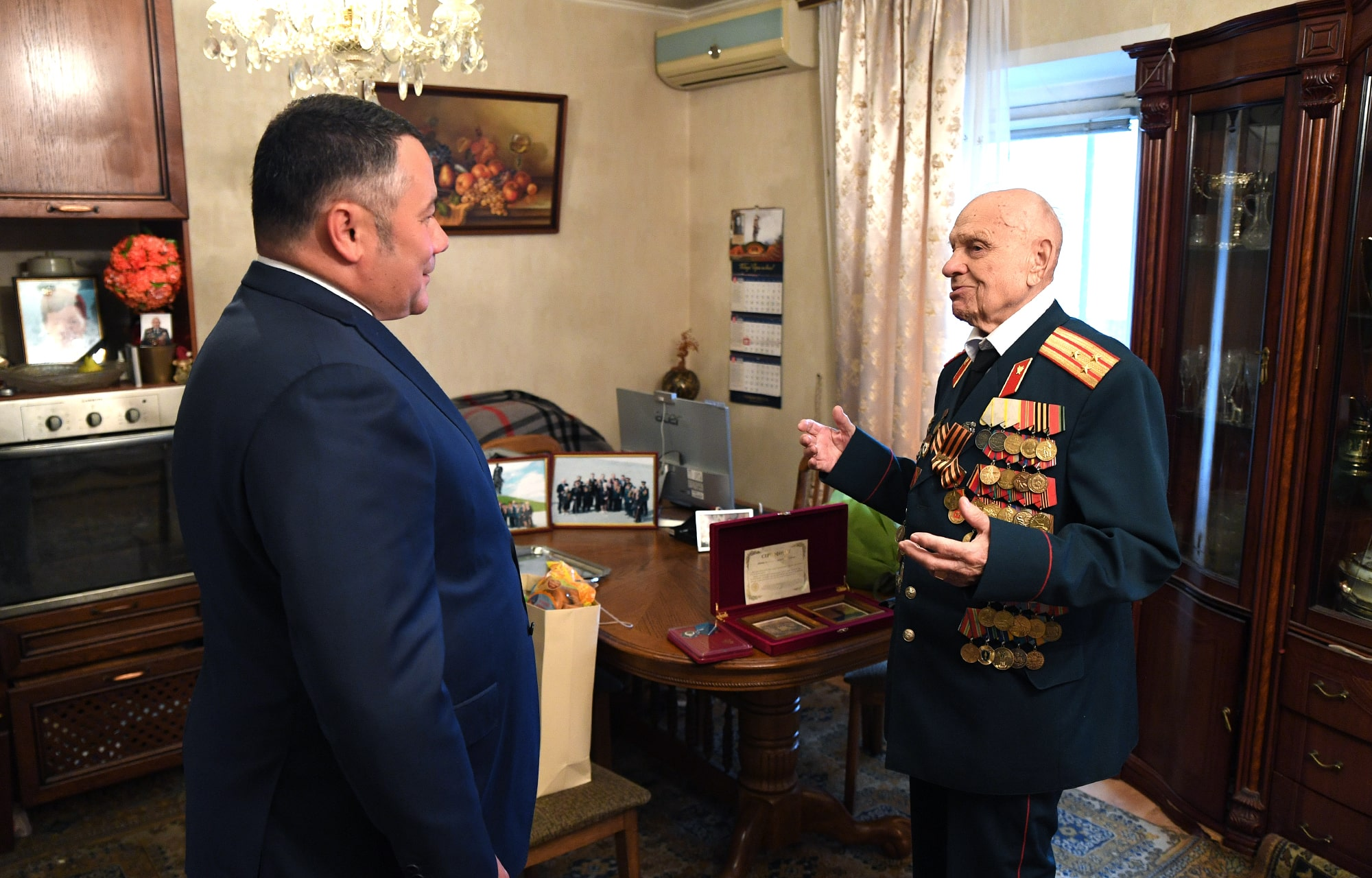 Онлайн-кинотеатр Музея Победы представил фильм-воспоминание ветерана Великой Отечественной войны из Тверской области