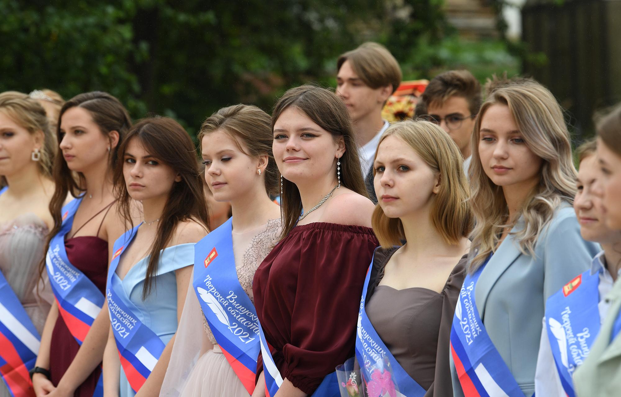 На Дне памяти святителя Иова в Старице заложили традицию напутствия выпускников