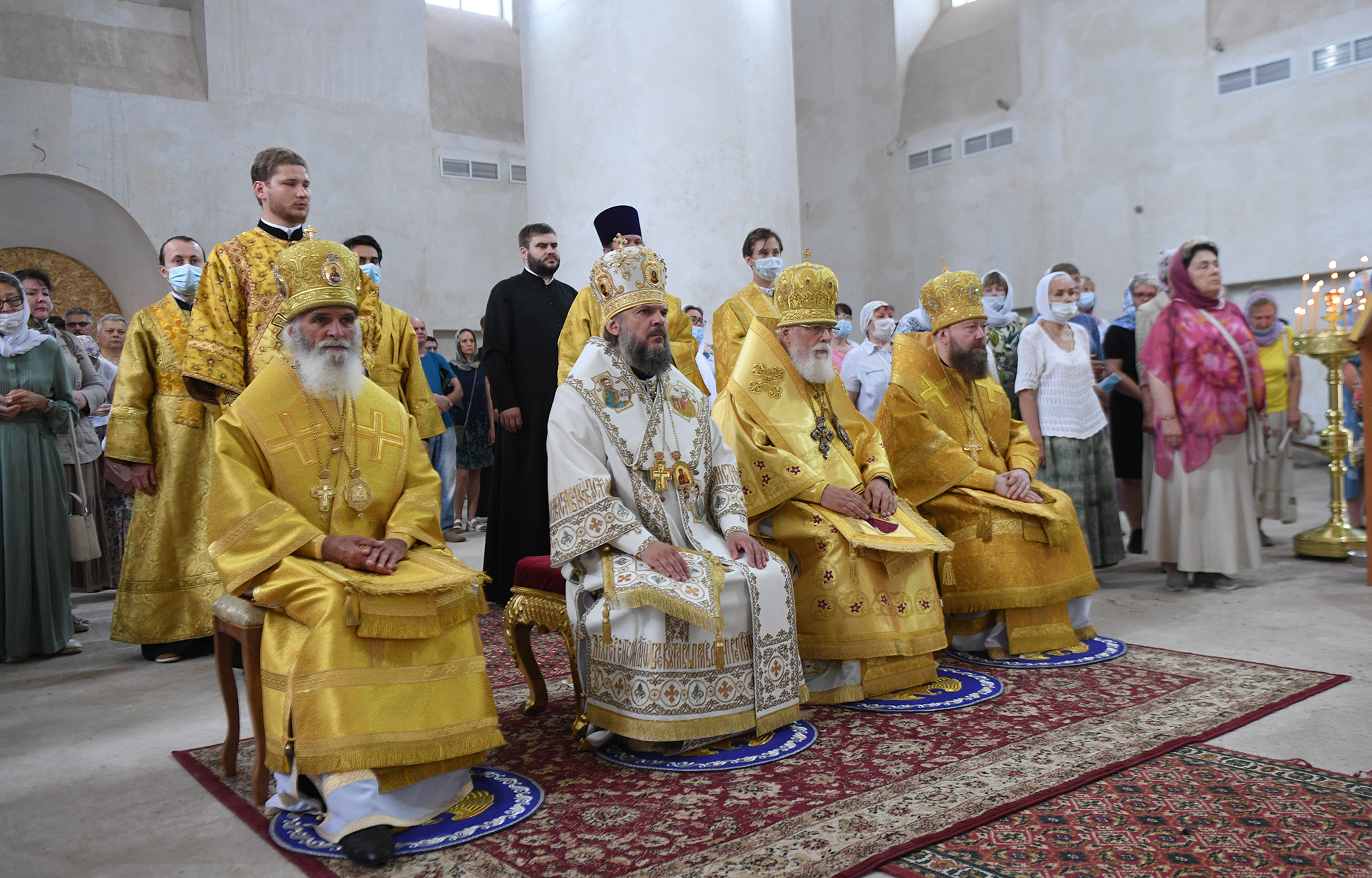 Губернатор Игорь Руденя поблагодарил тверитян за любовь к родному краю