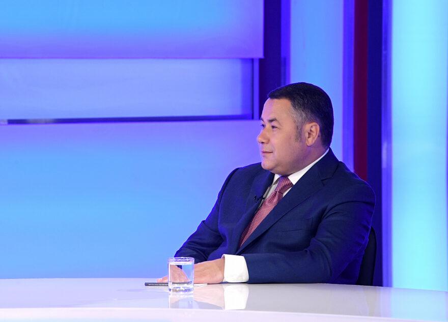Игорь Руденя прокомментировал начало работы новой модели пассажирских перевозок в четырёх агломерациях