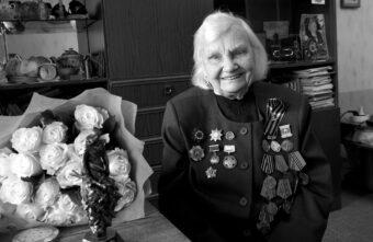 В Тверской области ушла из жизни участница Великой Отечественной войны Антонина Гордеева